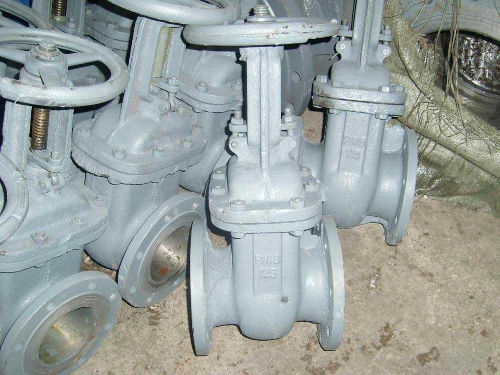 Задвижки стальные 30с41нж для воды и газа